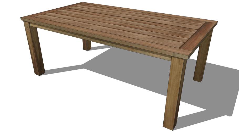 table BELLE-ILE, Maisons du monde. Réf: 121955 prix: 790€