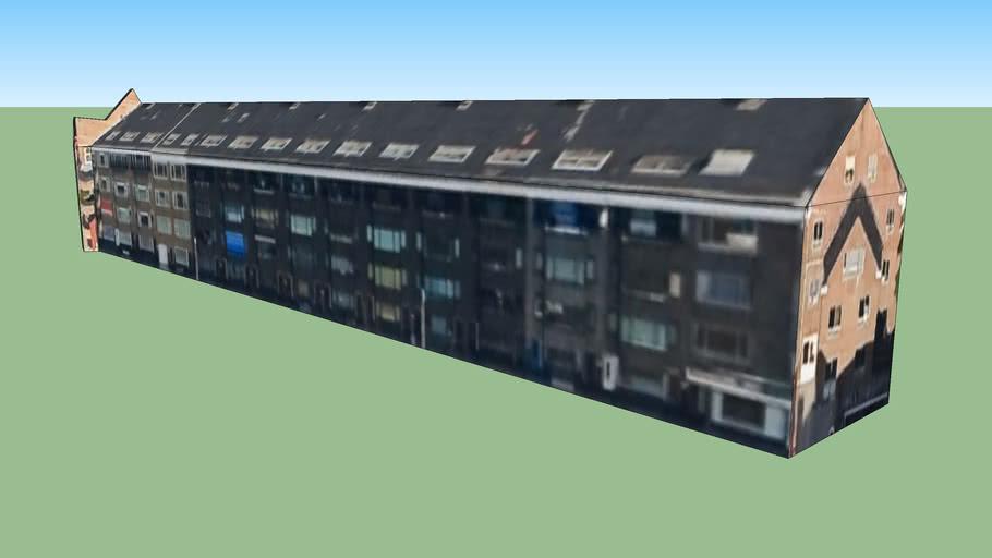 Bâtiment situé Rotterdam, Pays-Bas