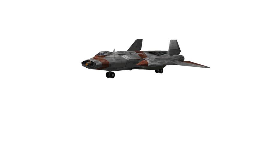 spirit class ST 2 poltergeist long range stealth bomber