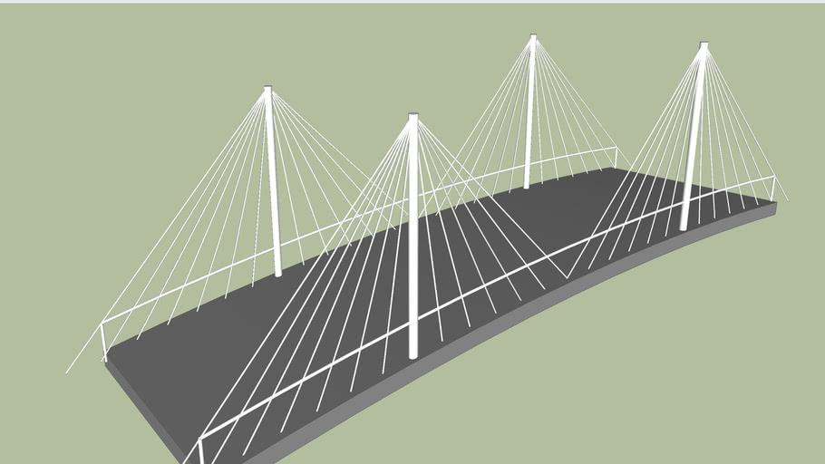 Small Cable Bridge