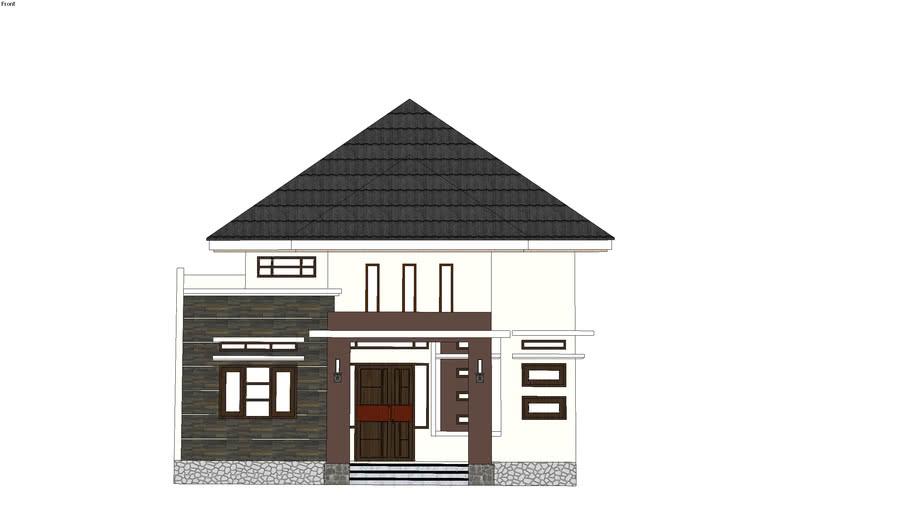 Rumah minimalist