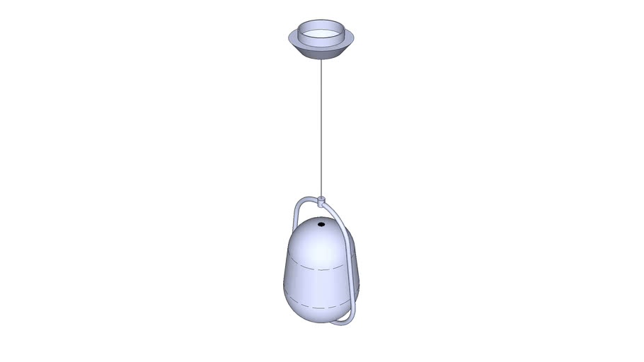 Pendente StarLux MD1389-1LC