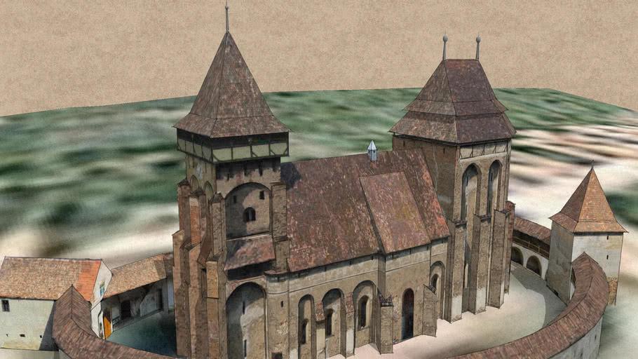 Saxon defense Church