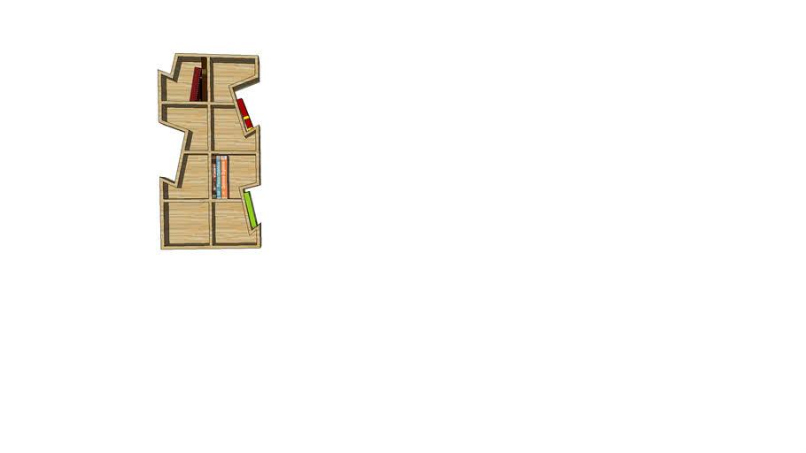 librero pequeño