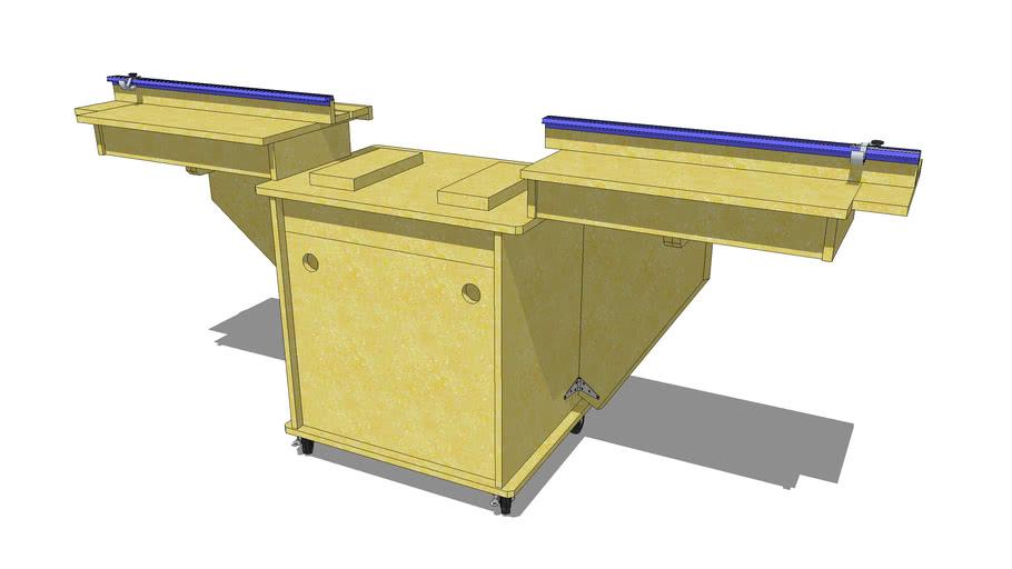 Fine Woodworking Miter Saw Stand