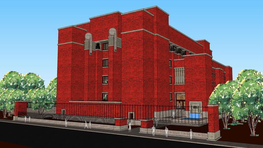 Frank Lloyd Wright: The Larkin Administration Building
