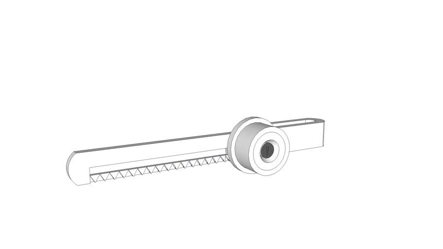 Sliding Glass Lock
