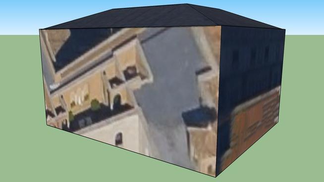 Budynek przy 00120 Watykan