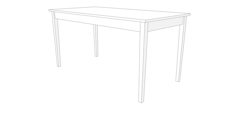 Low Poly Table