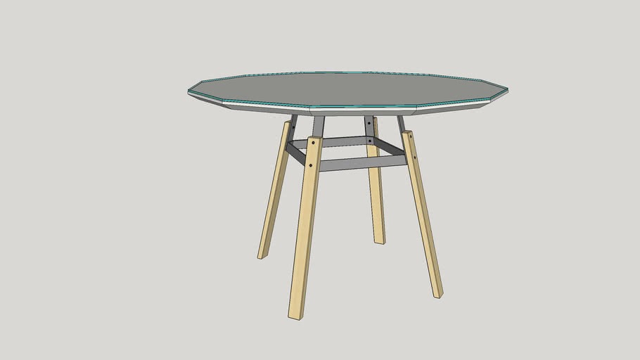 Green table_Laca_By Marquinhos S.
