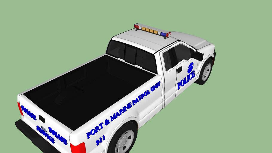 POLICE MARINE AND PORT PATROL UNIT