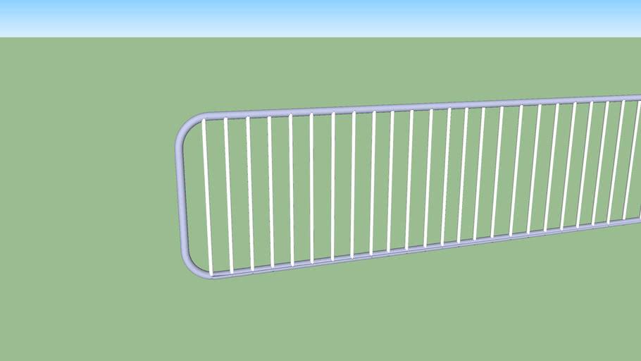 barriere barreau caprin