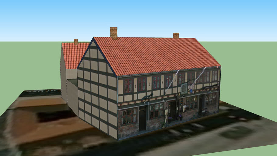 The 'Ole Inn' - Den Gamle Kro