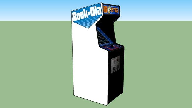 Eyes arcade game