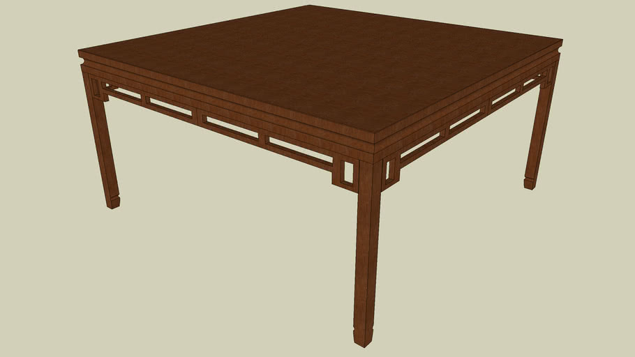 Chinese table