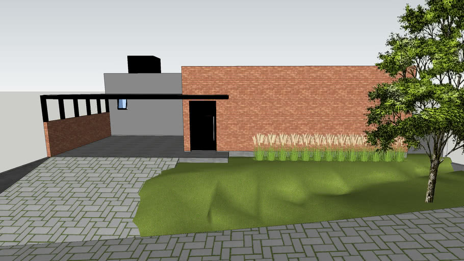 casa G14 em elaboração