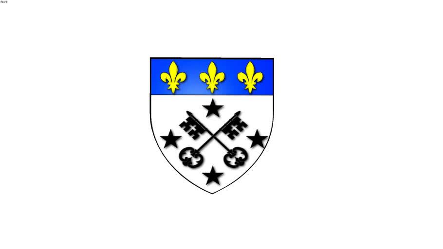 blason de la ville de Lisieux