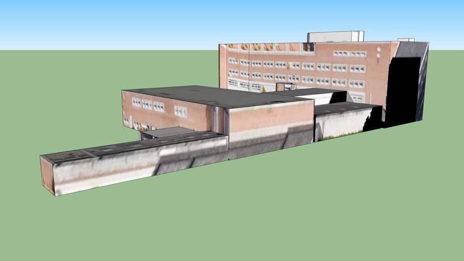 Bâtiment situé Frederiksberg, Danemark