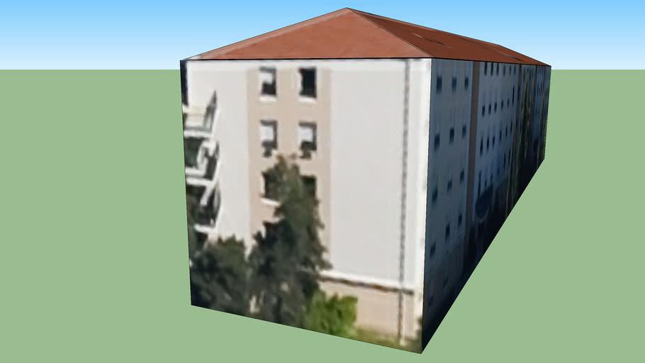 Building in 69160 Tassin-la-Demi-Lune, France