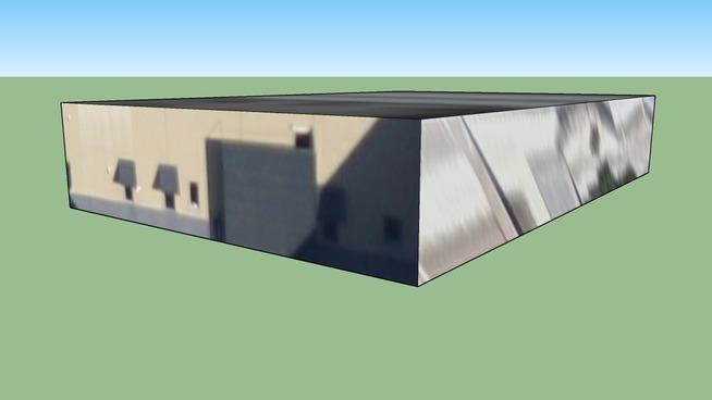 Building in Metairie, LA, Egyesült Államok