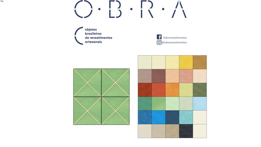 Ladrilho Helena - OBRA Revestimentos