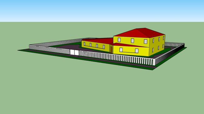 Millionare house
