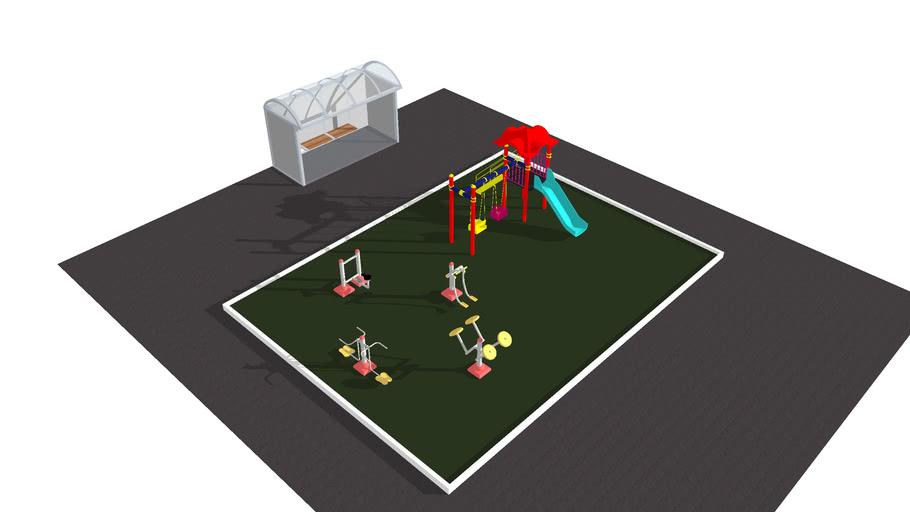 project 2/ Children's playground