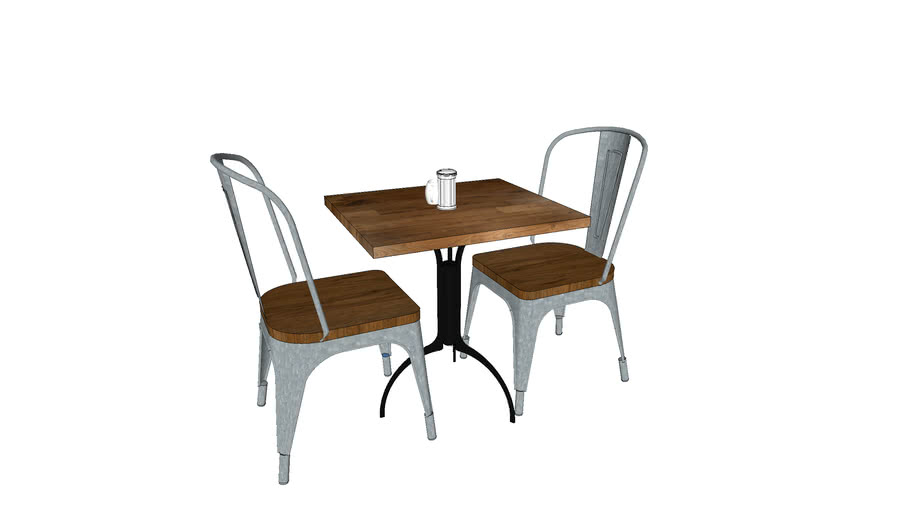 Table+&+Chair