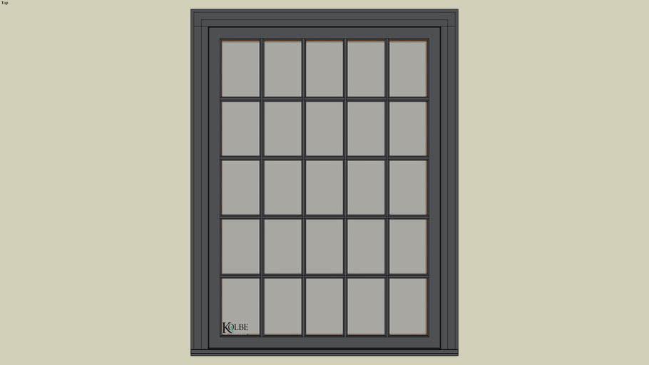 """Kolbe Ultra Casement KUW256P (F.S. 4'-0"""" x 5'-6"""" R.O. 4'-0 1/2"""" x 5'-6 1/2"""")"""