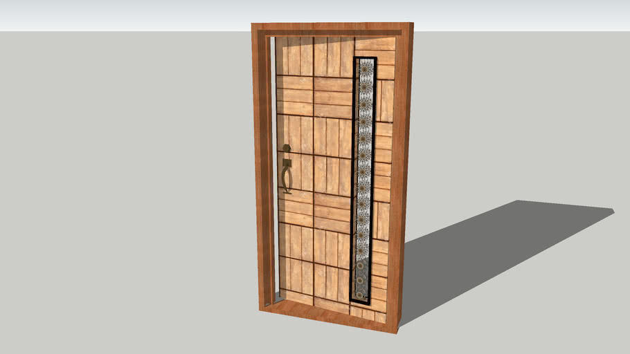 Thin Door