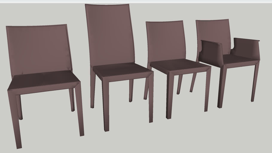 Cattelan Margot Chairs Collection