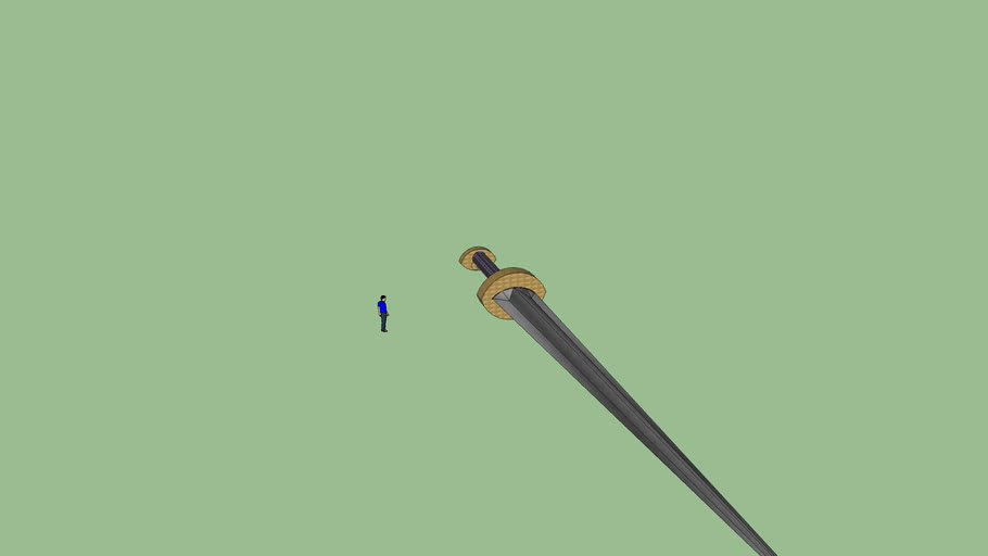 roman thrusting sword