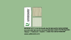 Uniboard High Gloss