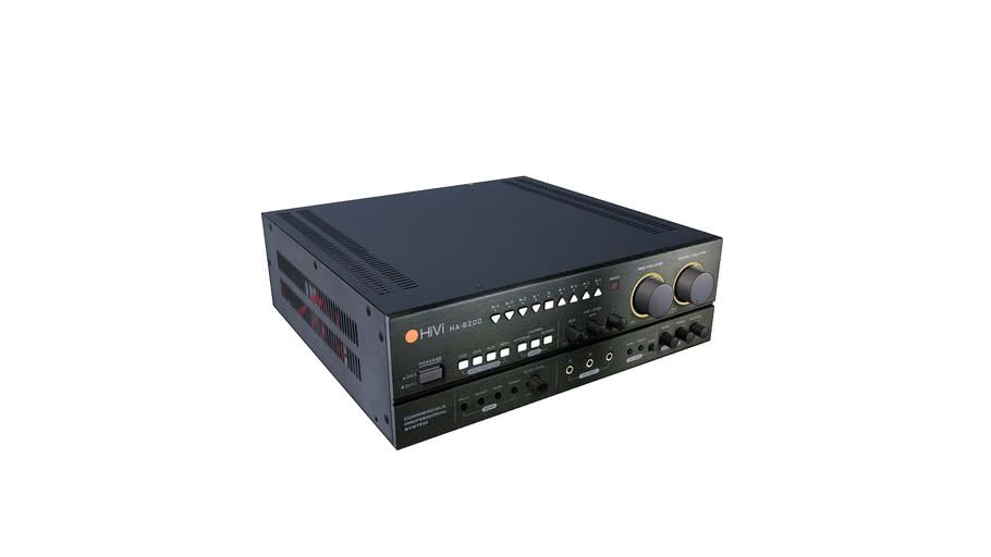 惠威 HA-8200功率放大器