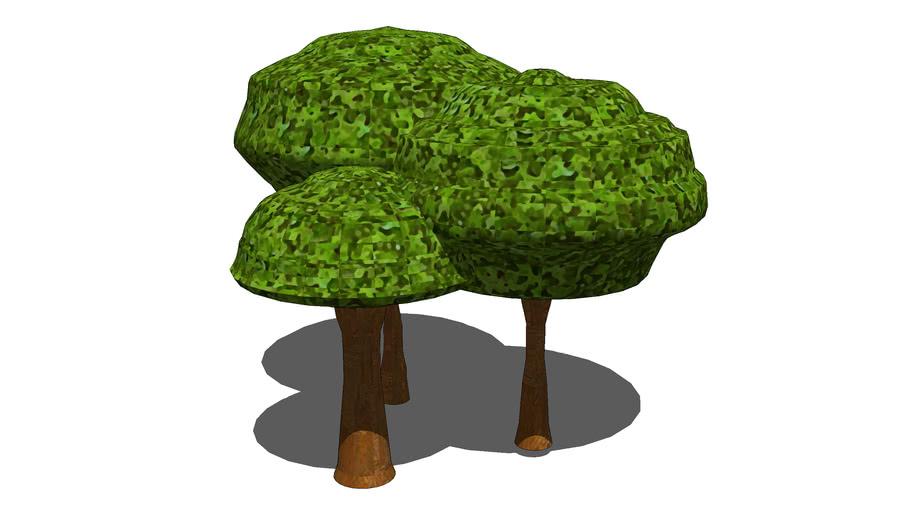 Shrub Tree
