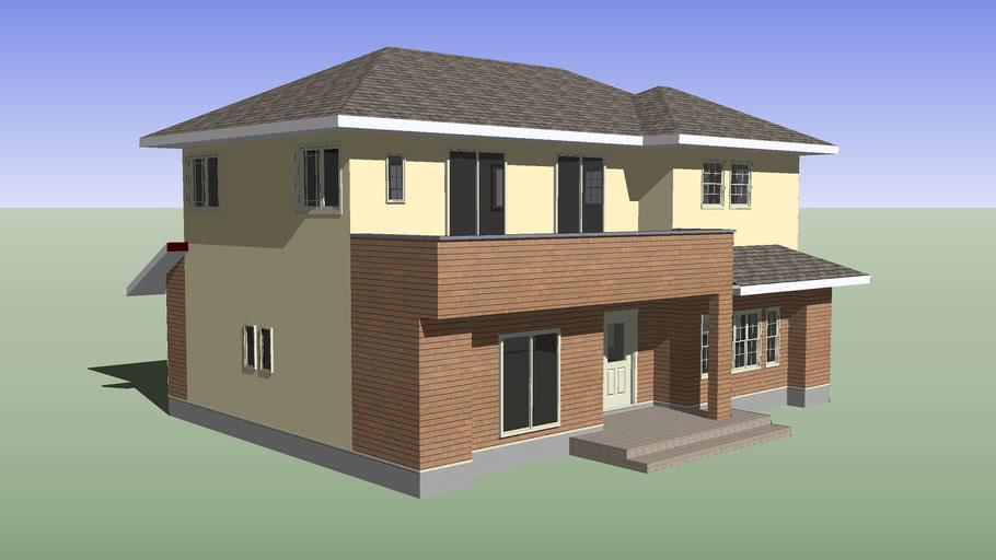 House Model 002
