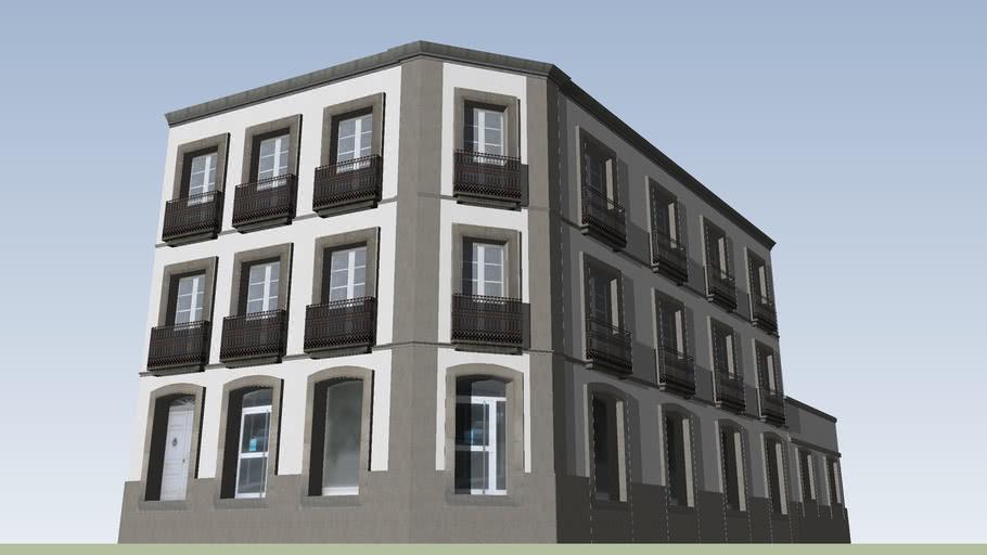Bolaño Rivadeneira 1, Lugo