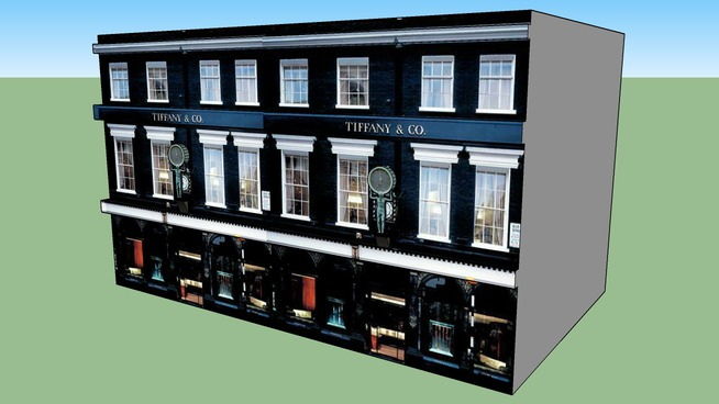 Tiffany & Co. Store London
