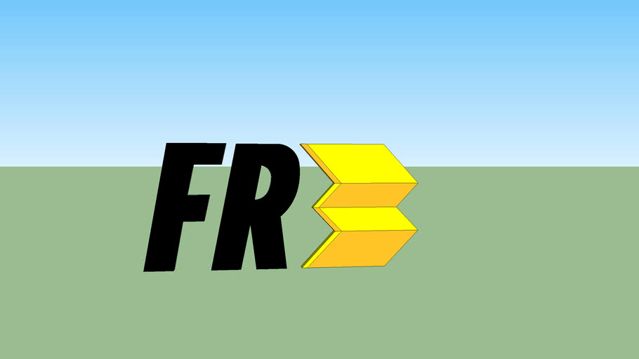 France Regions 3 Logo (1987-1991)