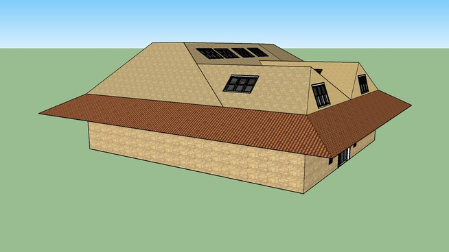 newer house