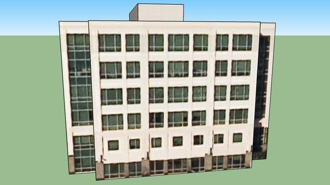 Edificio en 1, Charlotte, Carolina del Norte, EEUU
