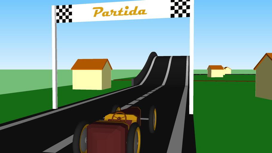Pista2 Race Track2