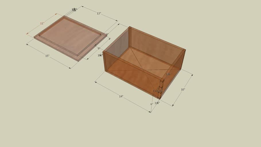 Tim Beekman Decorative Box
