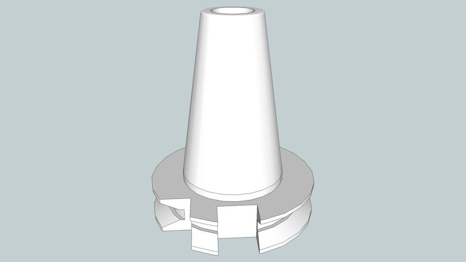 ISO 40 toolholder