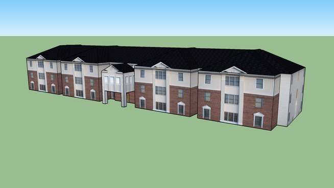 Waterfield Campus Student Housing  Building G