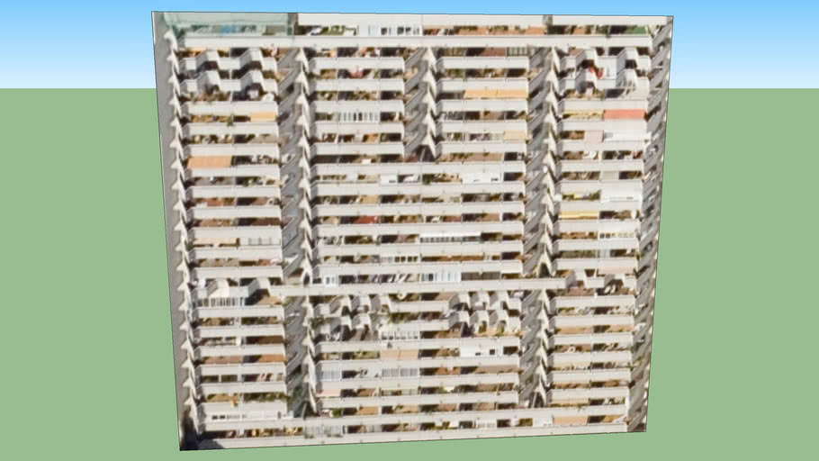 Barselona, İspanya adresindeki yapı