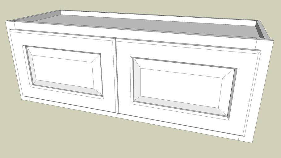 Briarwood Wall Cabinet W3312b 12
