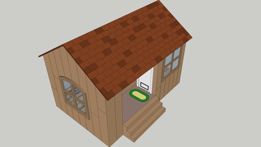 Farm Town house