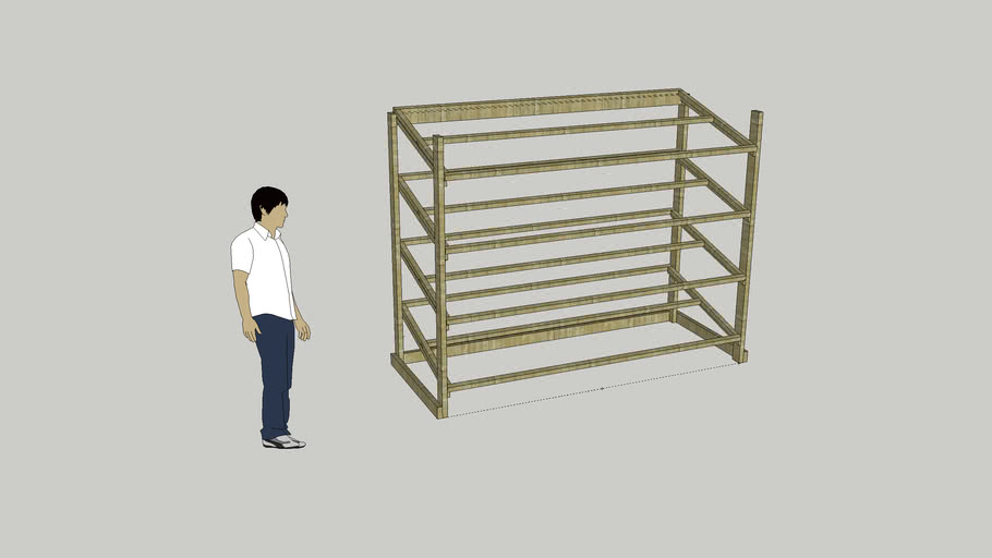 GP Drying rack