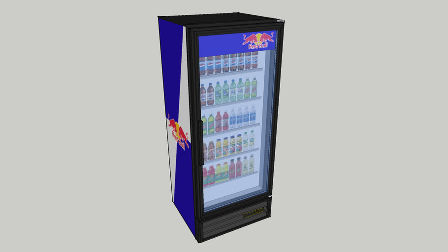 Red Bull Cooler